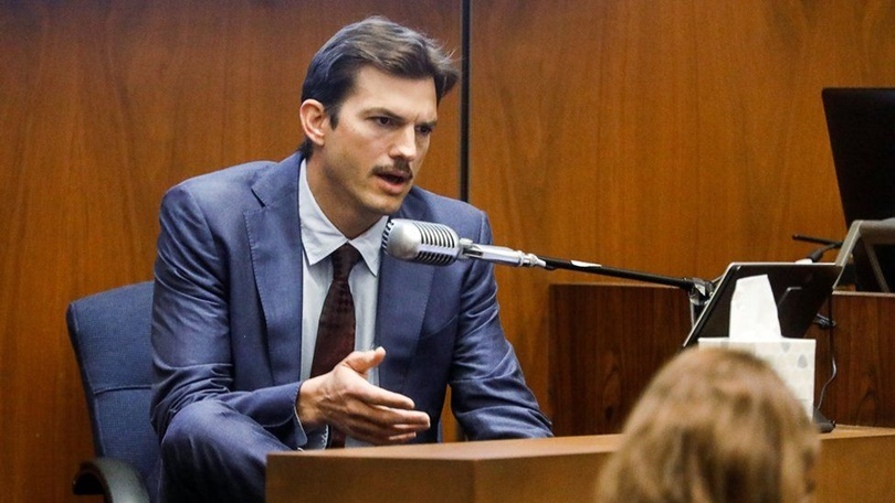 ashton kutcher true crime dossiers